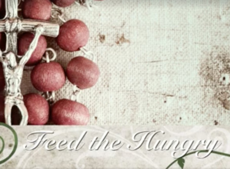 Fasting or Feeding in Lent? Why not both?