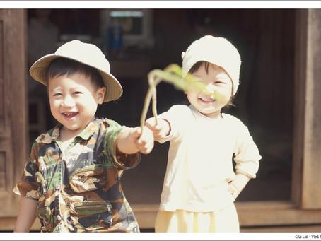 Evangelizing Our Little Children