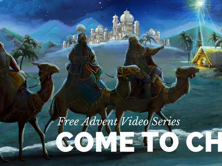 Free Advent Video Series