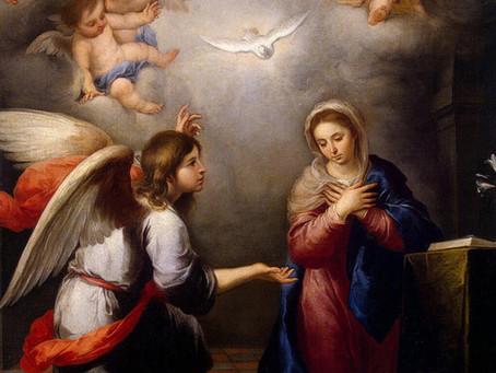 Patrick Sullivan speaks on Mary, the New Israel