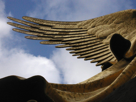 Where the Angels Go in Lent