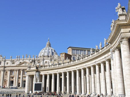 Patrick Sullivan speaks on Vatican II