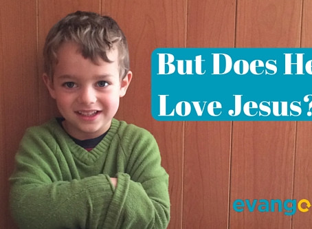 But Does He Love Jesus?