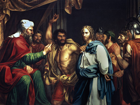 Patrick Sullivan speaks on Agreeing with Jesus Enemies