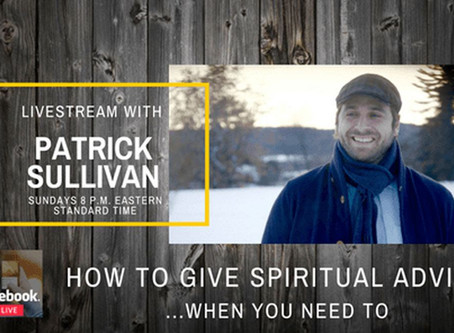 Live with Patrick Sullivan – Episode 9