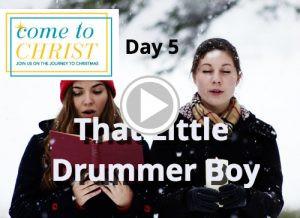 Day 5 Drummer Boy Mailchimp