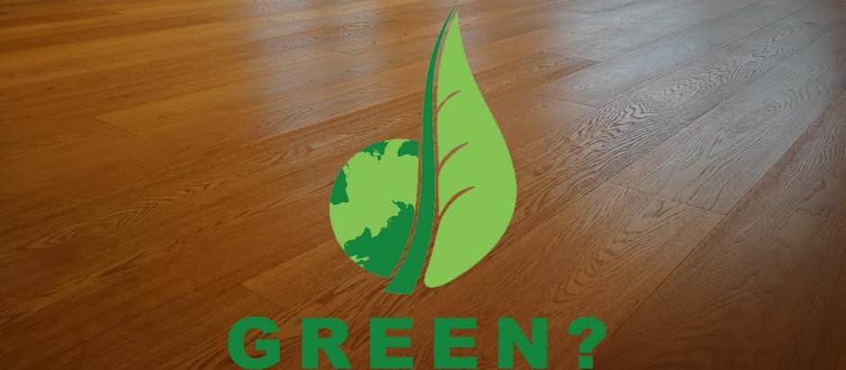 Il Parquet è una scelta eco-sostenibile?