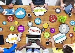 Social Media Management. Social Media Ads