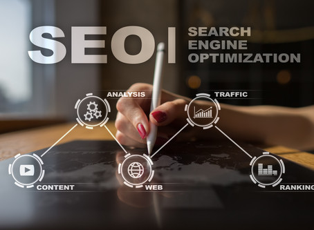 4 Quick things you can do today to improve your Google SEO Rankings!