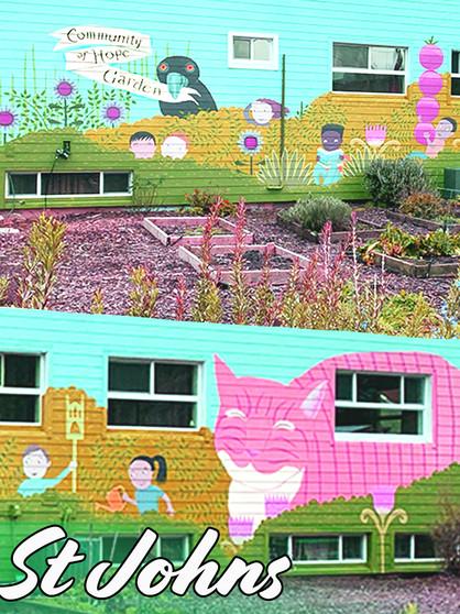 Community of Hope Mural