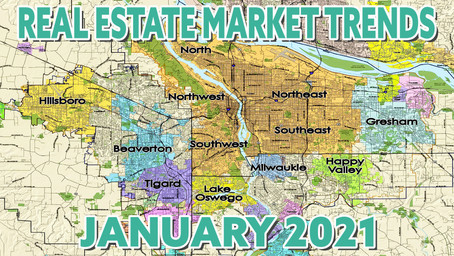 January 2021 - 24 Months Real Estate Market Trends Analysis