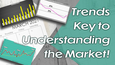 March 2021 - 24 Months Real Estate Market Trends for Portland, OR & more!