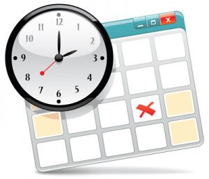 New Online Scheduling Service