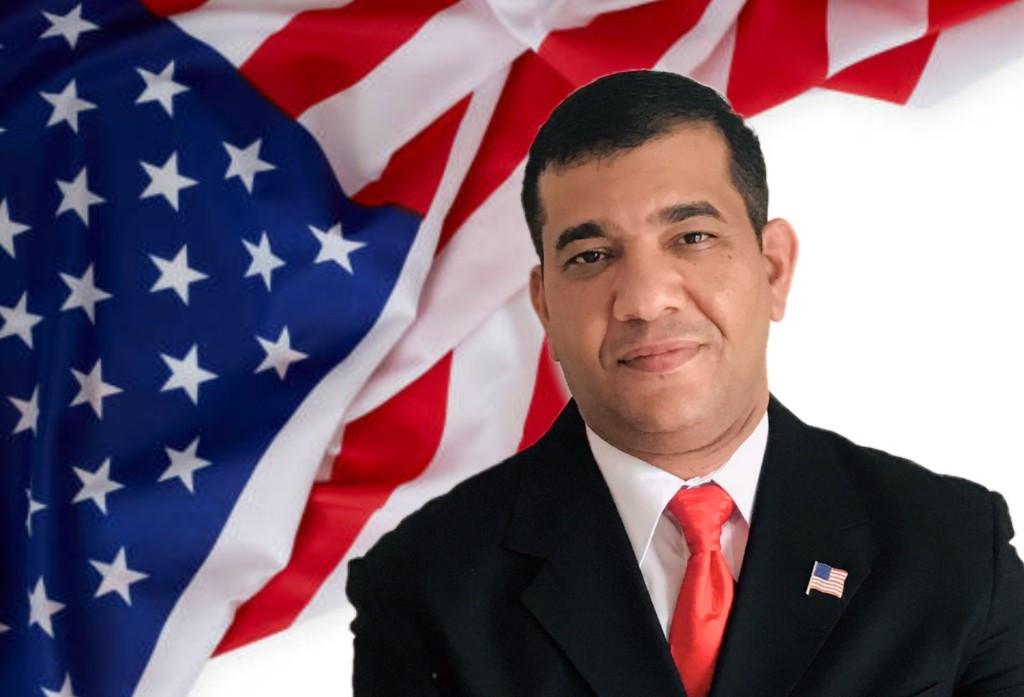 Khaled Salem for U.S. Senate in New York