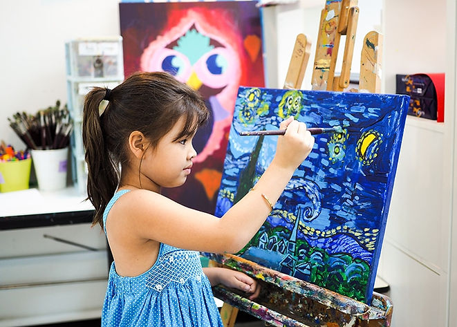 Little-artists-studio-zoe-stone-van-gogh