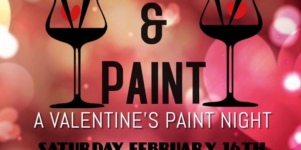 Date & Paint: A Valentine's Paint Night