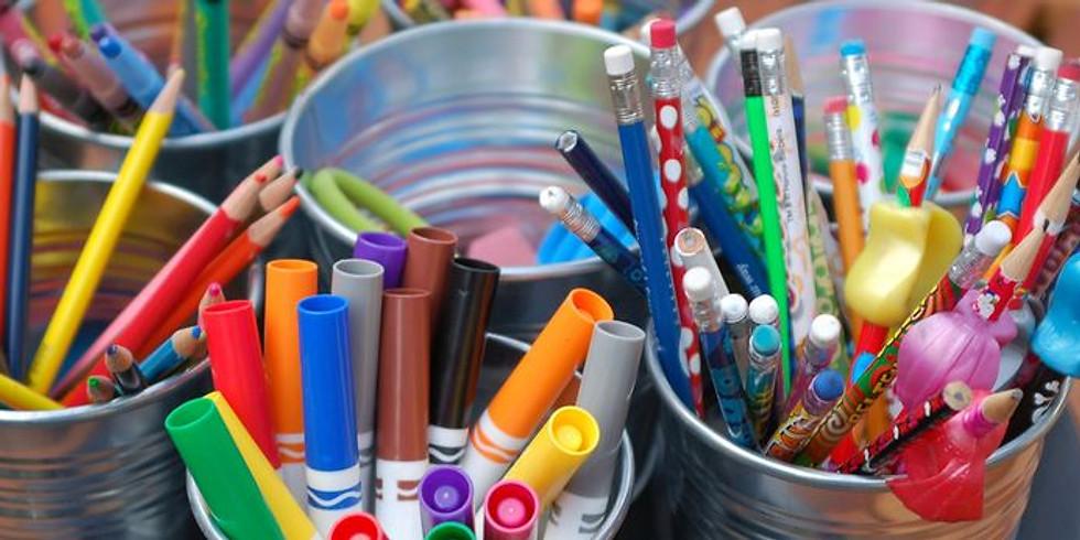 Kids Art Program (3 sessions)
