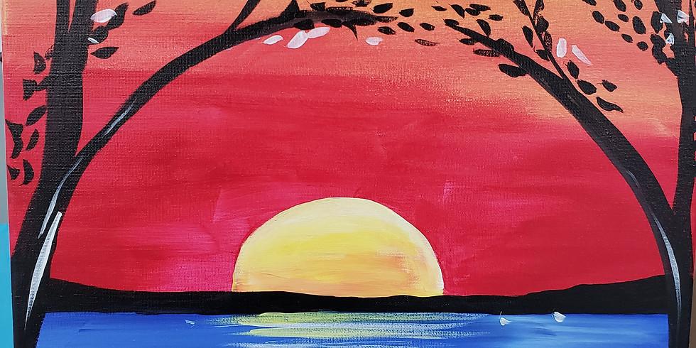 Serenity Sunset