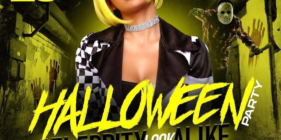 Celebrity Costume Halloween Party