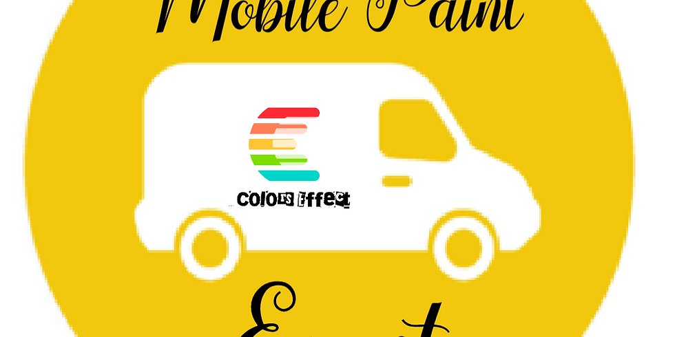 Mobile Paint Event