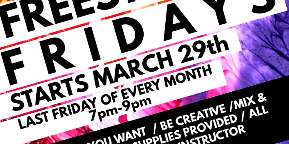 Freestyle Fridays - April (1)