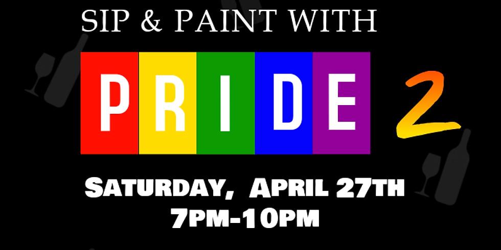 Sip & Pride With PRIDE 2