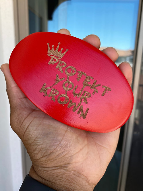 """""""PYK"""" Brush (Black+Red Special Edition)"""