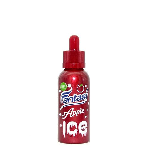 Apple Ice by Fantasi E Liquid 65ml Shortfill