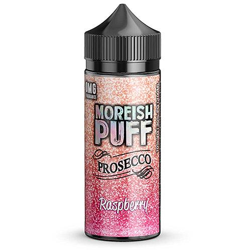 Raspberry Prosecco by Moreish Puff E Liquid 120ml Shortfill