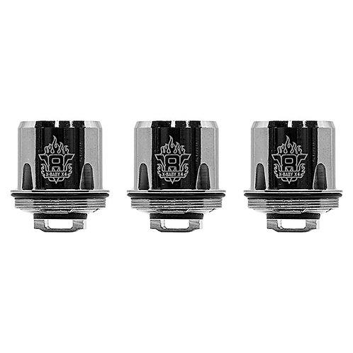 SMOK V8 X-Baby x4 0.13 Ohm Coil 3 Pack