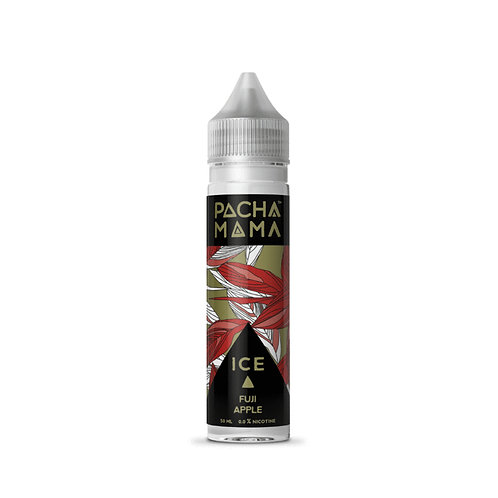Fuji Apple Ice by Pacha Mama E Liquid 60ml Shortfill