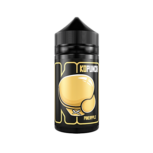 Pineapple by KO Punch E Liquid 100ml Shortfill