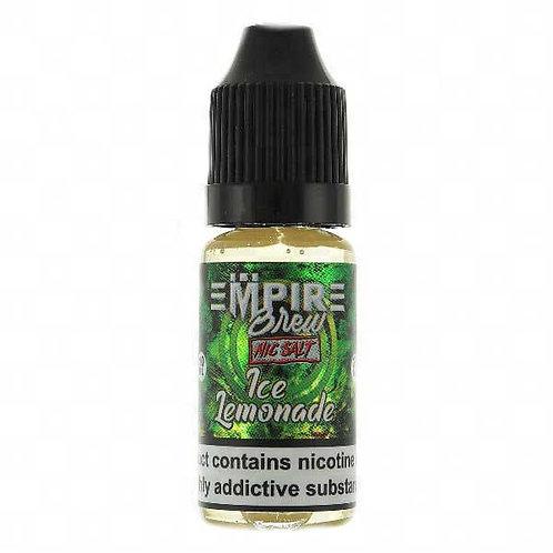 Ice Lemonade Nic Salt by Empire Brew E Liquid