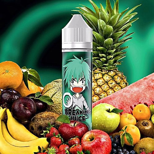Tropical Lemonade by Breaking Juice E Liquid 60ml Shortfill