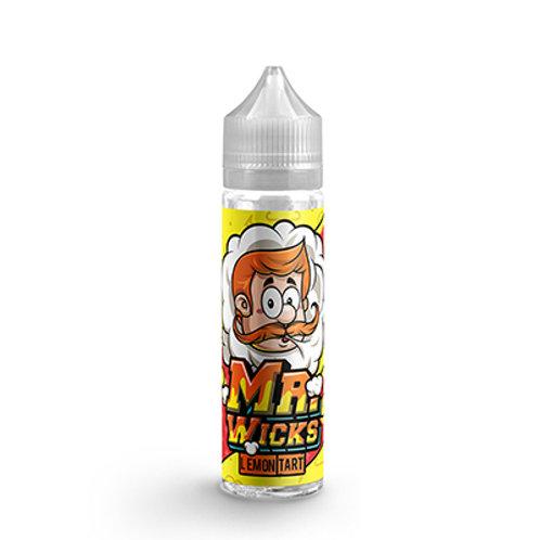 Lemon Tart by Mr Wicks E Liquid 60ml Shortfill