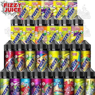 Fizzy Juice E Liquid