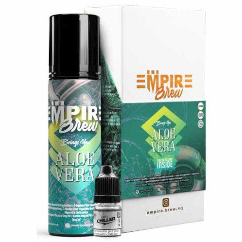 Aloe Vera (No Mint) by Empire Brew E Liquid 60ml Shortfill