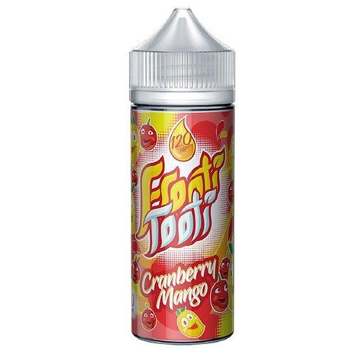 Cranberry Mango by Frooti Tooti E Liquid 120ml Shortfill
