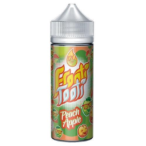 Peach Apple by Frooti Tooti E Liquid 120ml Shortfill