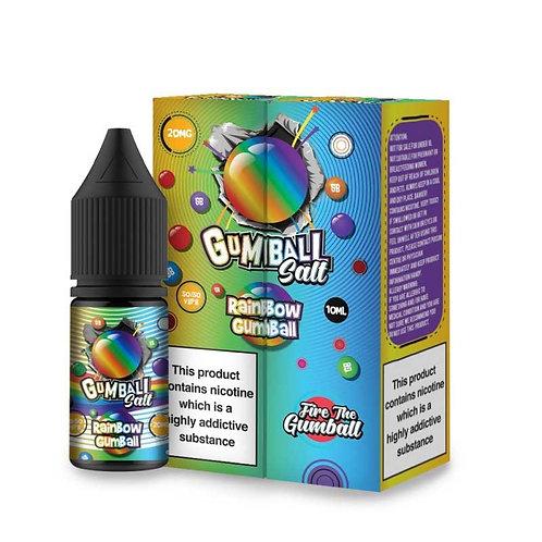 Rainbow Gumball Nic Salt by Gumball E Liquid