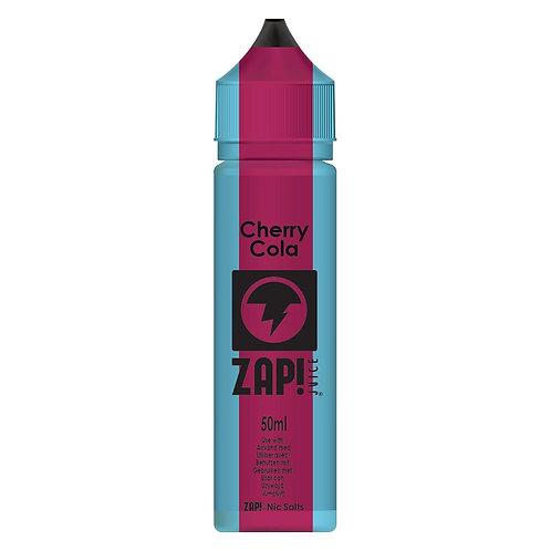 Cherry Cola by Zap Juice E Liquid 60ml Shortfill