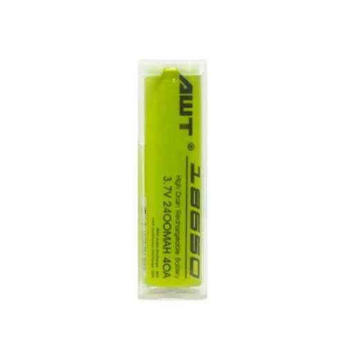 AWT 18650 2400 mah 40A Battery