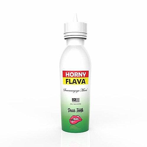 Dear Tooth by Horny Flava E Liquid 65ml Shortfill