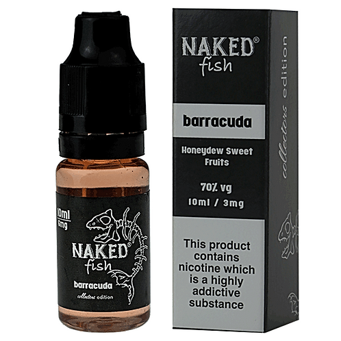 Barracuda by Naked Fish E Liquid