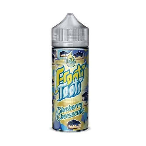 Blueberry Cheesecake by Frooti Tooti E Liquid 120ml Shortfill