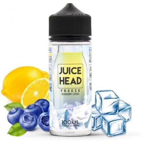 Blueberry Lemon Freeze by Juice Head E Liquid 120ml Shortfill