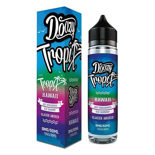 Hawaii Tropix by Doozy Vape Co E Liquid 60ml Shortfill