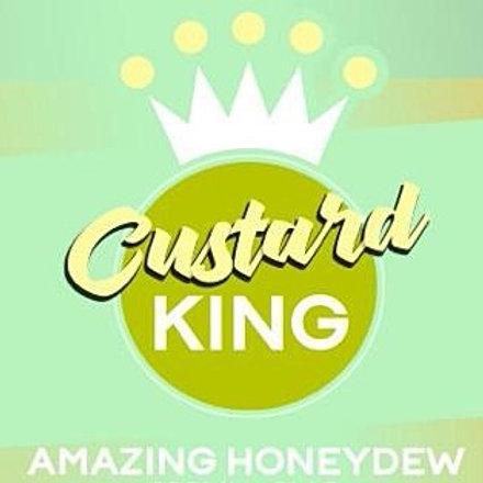 Amazing Honeydew by Custard King E Liquid 120ml Shortfill