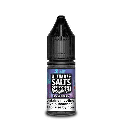 Raspberry Sherbet Nic Salt by Ultimate Puff E Liquid