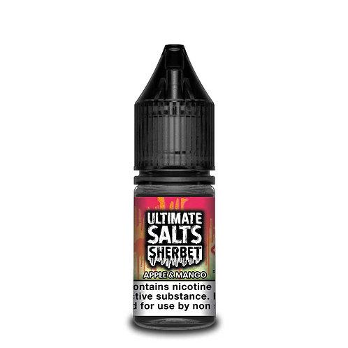 Apple & Mango Sherbet Nic Salt by Ultimate Puff E Liquid